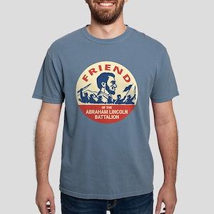 Abraham Lincoln Brigade - Socialism Commun T-Shirt