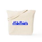 AT = Access! Tote Bag