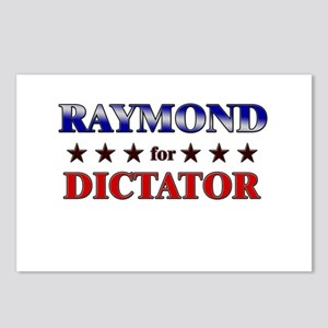 RAYMOND for dictator Postcards (Package of 8)