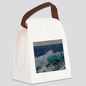 Cymopoleia's danseuse Canvas Lunch Bag