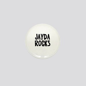 Jayda Rocks Mini Button