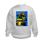 Grand Prix Auto Racing Print Jumpers