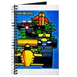 Grand Prix Auto Racing Print Journal