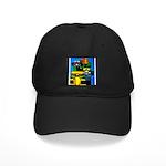 Grand Prix Auto Racing Print Baseball Hat