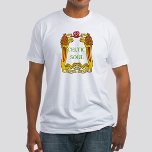 Celtic Soul Fitted T-Shirt