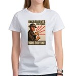 Ingredients of Peace Women's T-Shirt