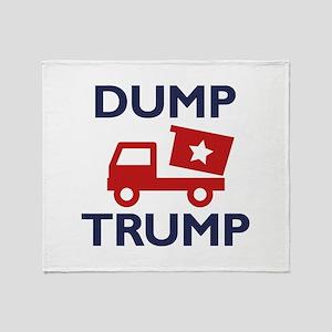 Dump Trump Stadium Blanket