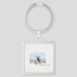 Rocky Mountain Elk Keychains