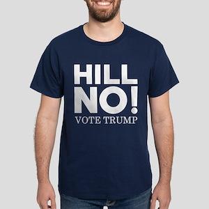 HILL NO Dark T-Shirt