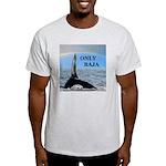ONLY BAJA RAINBOW WHALE Light T-Shirt