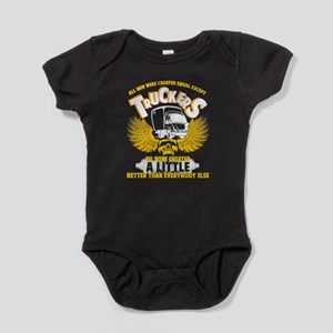 Truckers T Shirt Body Suit