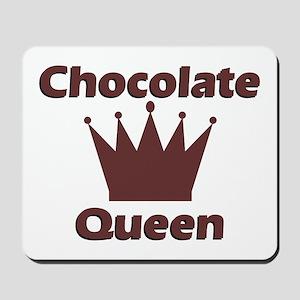 Chocolate Queen Mousepad