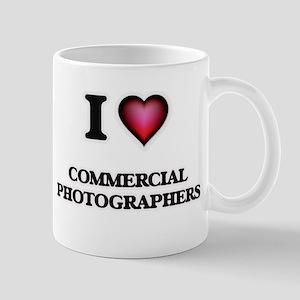 I love Commercial Photographers Mugs