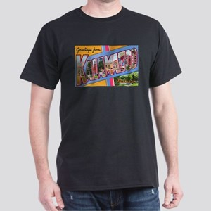 Kalamazoo Michigan Greetings T-Shirt