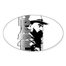 Blaze - The Duct Tape Messiah & Folk Hero Sticker