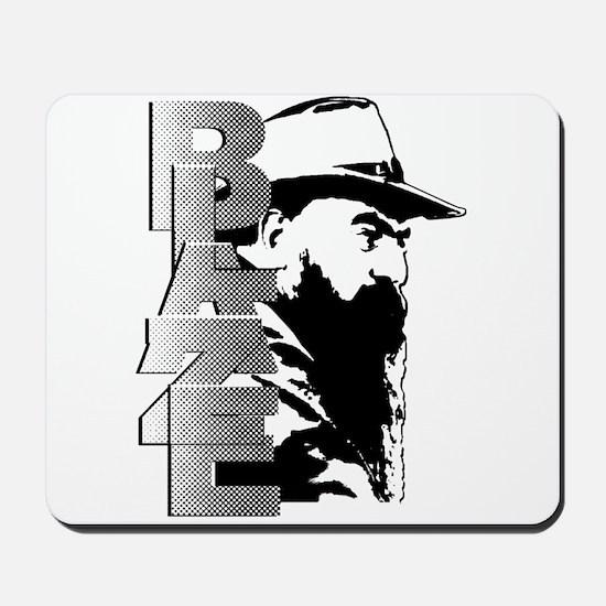 Blaze - The Duct Tape Messiah & Folk Hero Mousepad