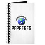 World's Greatest PEPPERER Journal