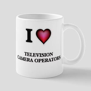 I love Television Camera Operators Mugs