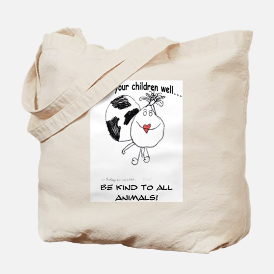 Teach your children well... Tote Bag