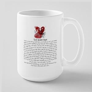 Toxic broken heart Mugs