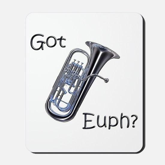 Got Euph? Mousepad