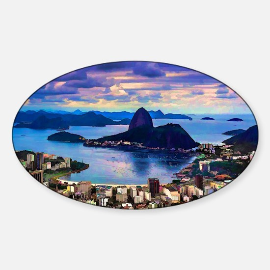 Rio Sunset Decal