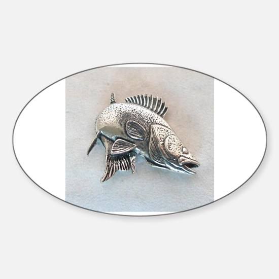 Walleye Zander Decal