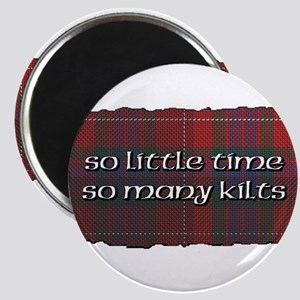 So Litte Time -So Many Kilts Magnet