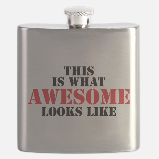 This is what AWESOME looks like Flask