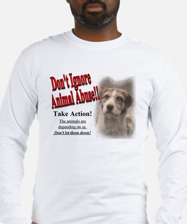 Don't Let Them Down! Long Sleeve T-Shirt