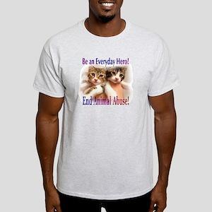 Be an Everyday Hero... Light T-Shirt