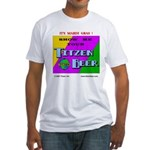 Mardi Gras Fitted T-Shirt