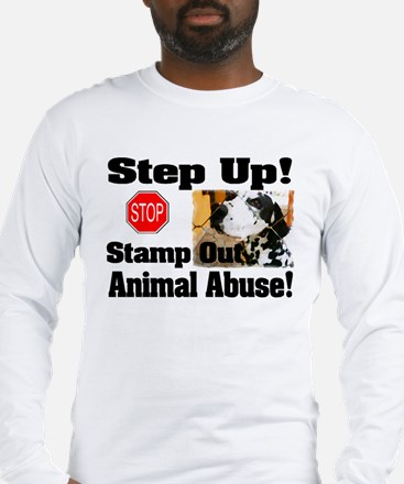 Step Up! Long Sleeve T-Shirt