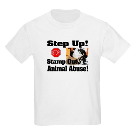 Step Up! Kids Light T-Shirt