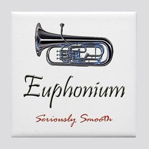 Euph Smooth Tile Coaster