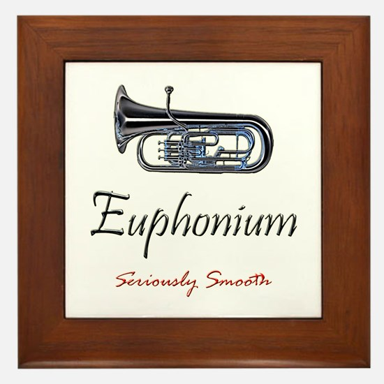 Euph Smooth Framed Tile