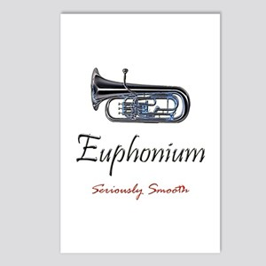 Euph Smooth Postcards (Package of 8)