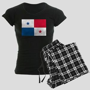Flag of Panama Women's Dark Pajamas