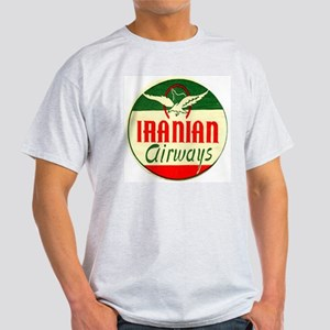 Iranian Airways Organic Cotton Tee T-Shirt
