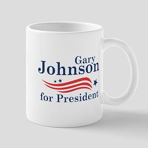 Johnson For President Mug