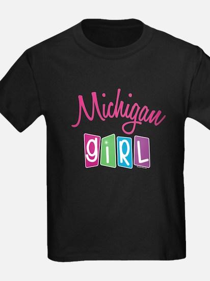 MICHIGAN GIRL! T