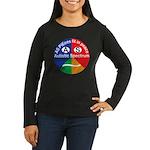 Autistic Spectrum Women's Long Sleeve Dark T-Shirt