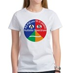 Autistic Spectrum logo Women's T-Shirt