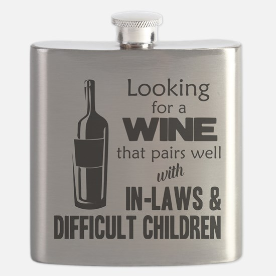 Unique Shiraz Flask