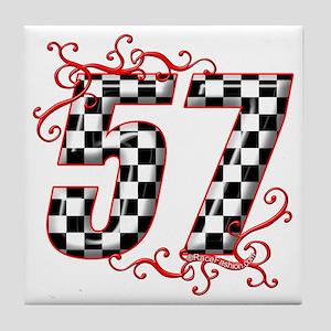 RaceFashion.com 57 Tile Coaster