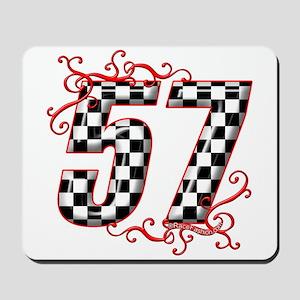RaceFashion.com 57 Mousepad