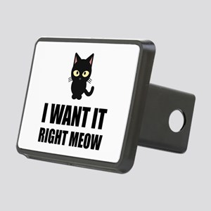 Right Meow Hitch Cover