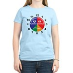 Autistic Spectrum logo Women's Light T-Shirt