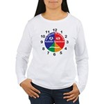 Autistic Spectrum logo Women's Long Sleeve T-Shirt