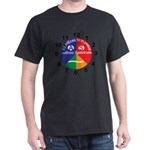 Autistic Spectrum logo Dark T-Shirt
